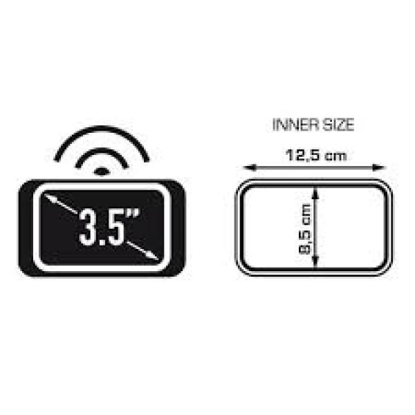 cb2d08c019 SUPORTE DE GPS E SMARTPHONE GIVI S952 3.5