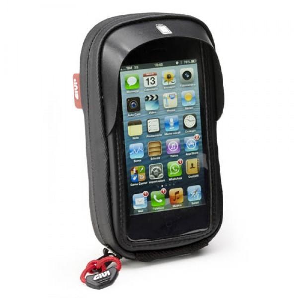 1ebd88669a SUPORTE DE IPHONE 5 5S GIVI S955 Adão Metais