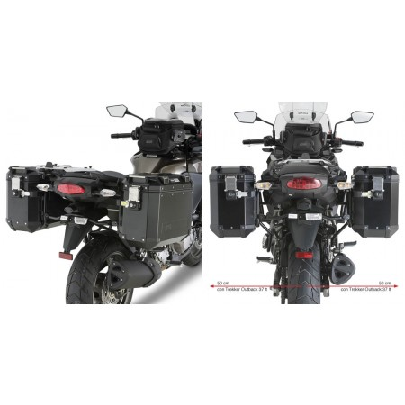 SUPORTE LATERAL PL4105CAM GIVI