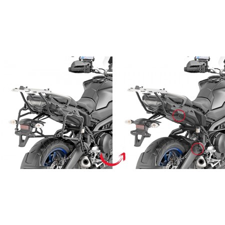 SUPORTE LATERAL PLR2139 TRACER 900 GT