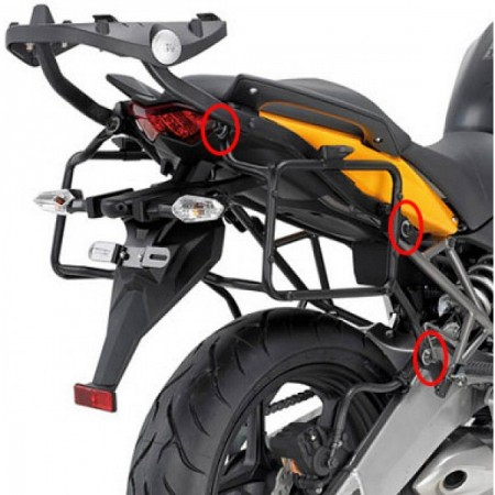 SUPORTE LATERAL PLR450