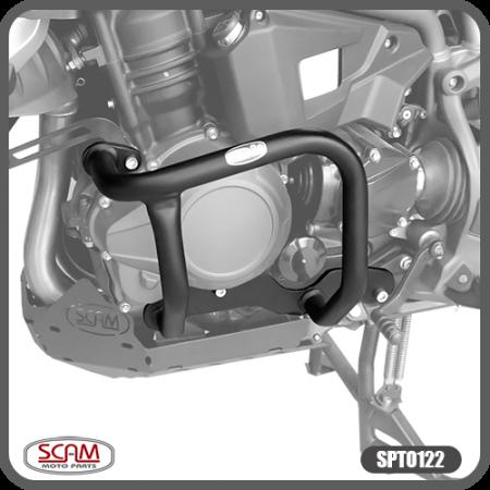 PROTETOR DE MOTOR INFERIOR SCAM SPTO122 TIGER 1200 EXPLORER (2012 +)