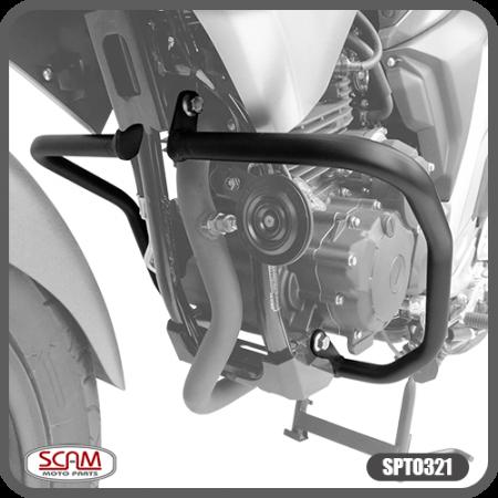 PROTETOR MOTOR SCAM SPTO321 FAZER 250 2018 +
