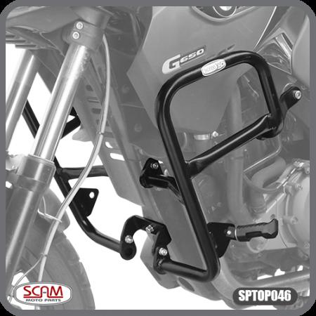 PROTETOR MOTOR SCAM SPTOP046 G650 GS (2009 +)