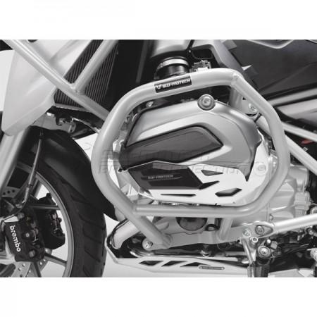 PROTETOR MOTOR INFERIOR PRATA R1200GS (2013) SW-MOTECH
