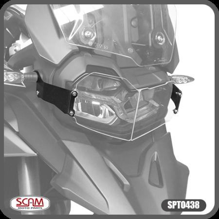 PROTETOR DE FAROL SCAM SPTO438 F750GS / F850GS (2018 +)