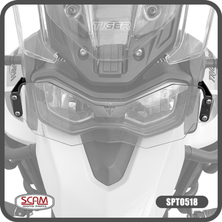 PROTETOR DE FAROL SCAM SPTO518 TIGER 900