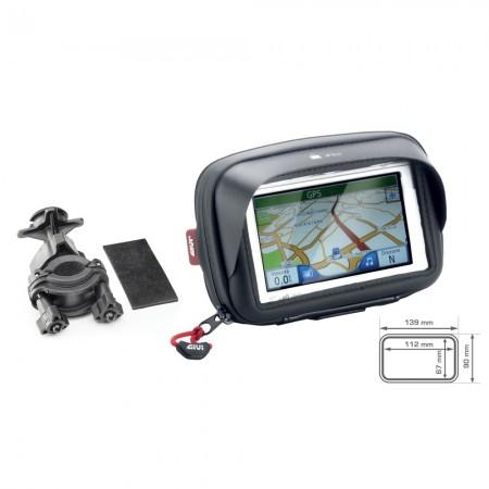 SUPORTE DE GPS E SMARTPHONE 4 GIVI S953BBR