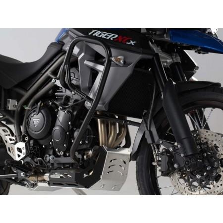 PROTETOR MOTOR ALTO TIGER800 PRETO SW-MOTECH