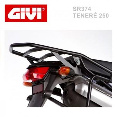 SUPORTE TRASEIRO SR374 GIVI