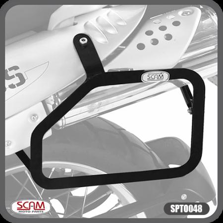 SUPORTE ALFORJE SCAM SPTO048 G650 GS (2009 +)