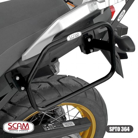 SUPORTE ALFORJE SCAM SPTO364 V-STROM 650 / 1000