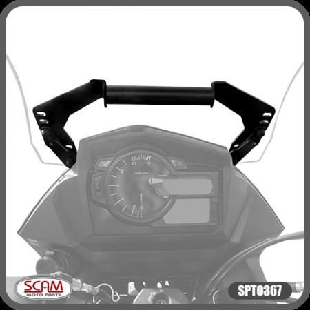 SUPORTE GPS SCAM SPTO367 V-STROM 650 2019 +