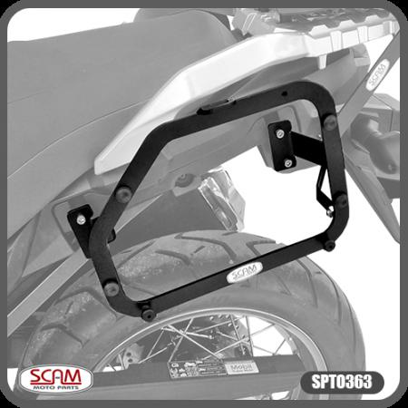 SUPORTE LATERAL SCAM SPTO363 V-STROM 650