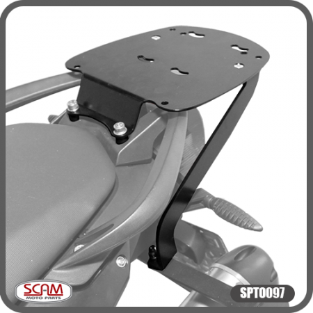 SUPORTE TRASEIRO SCAM SPTO097 F800R