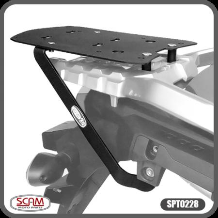 SUPORTE TRASEIRO SCAM SPTO228 V-STROM 650 / 1000