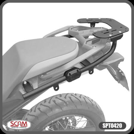 SUPORTE TRASEIRO SCAM SPTO420 F850GS / F750GS