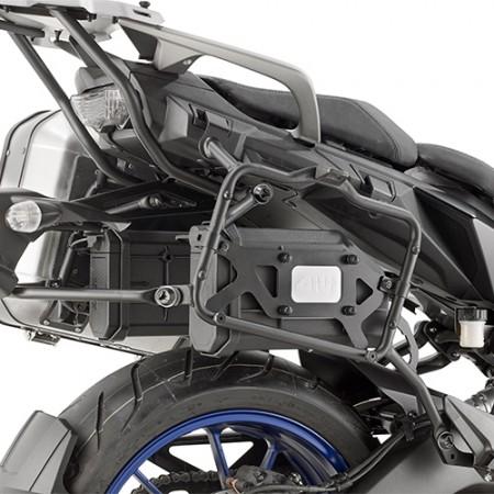 KIT GIVI TL2139KIT P/ INSTAL. CX FERRAMENTAS S250 TRACER 900 / GT