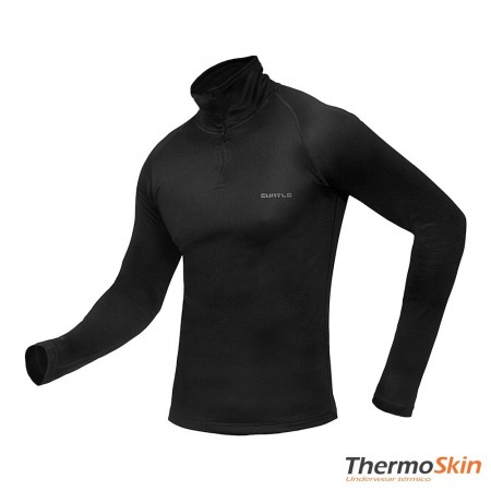 CAMISA ZIP THERMOSKIN CURTLO MASCULINO