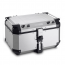 Combo Bau Outback 58 Polido + Suporte Bau Aluminio Sra5108 Bmw R1200/1250